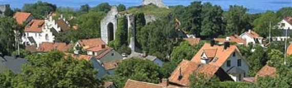 The hanseatic Town of Visby